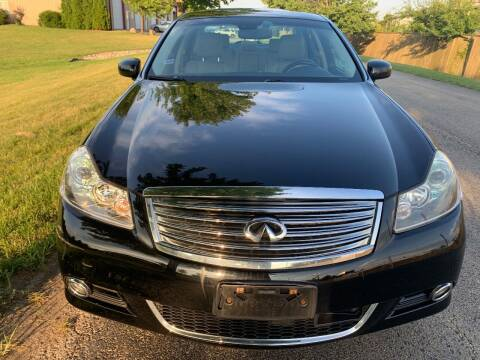 2009 Infiniti M35 for sale at Luxury Cars Xchange in Lockport IL