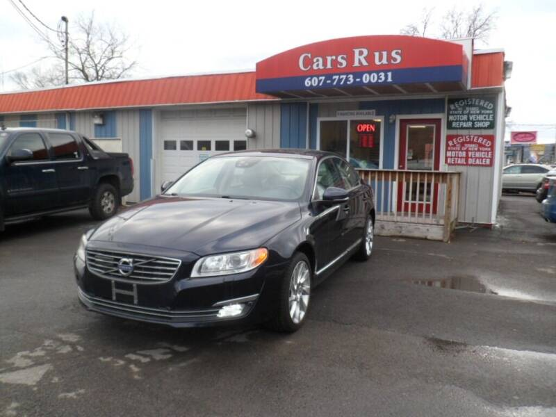 2016 Volvo S80 for sale at Cars R Us in Binghamton NY