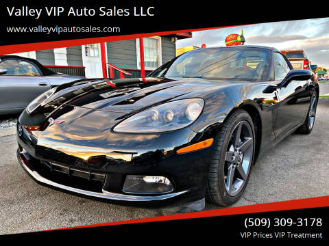 2005 Chevrolet Corvette for sale at Valley VIP Auto Sales LLC in Spokane Valley WA