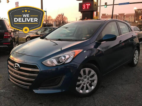 2016 Hyundai Elantra GT for sale at DC Motors in Springfield VA