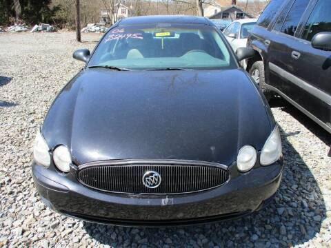 2006 Buick LaCrosse for sale at FERNWOOD AUTO SALES in Nicholson PA