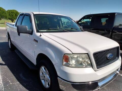 2004 Ford F-150 for sale at AFFORDABLE DISCOUNT AUTO in Humboldt TN