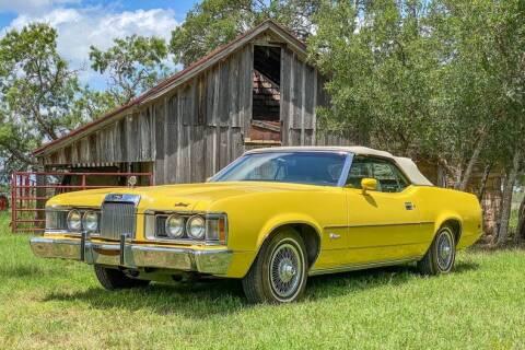 1973 Mercury Cougar for sale at STREET DREAMS TEXAS in Fredericksburg TX