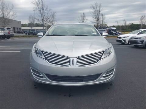 2016 Lincoln MKZ Hybrid for sale at Lou Sobh Kia in Cumming GA