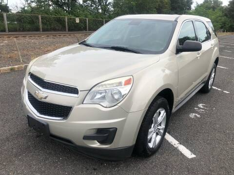 2013 Chevrolet Equinox for sale at Jay's Automotive in Westfield NJ