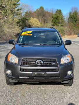 2012 Toyota RAV4 for sale at Westford Auto Sales in Westford MA
