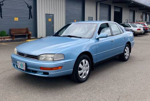 1993 Toyota Camry for sale at DASH AUTO SALES LLC in Salem OR