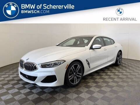2022 BMW 8 Series for sale at BMW of Schererville in Shererville IN