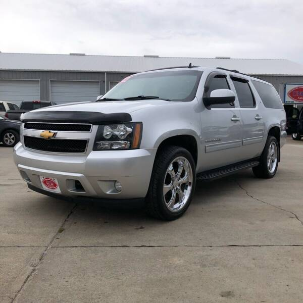2012 Chevrolet Suburban for sale at UNITED AUTO INC in South Sioux City NE