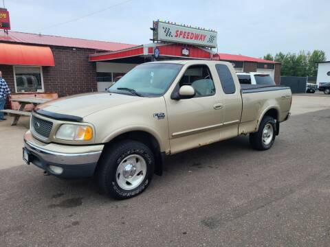 2000 Ford F-150 for sale at Rum River Auto Sales in Cambridge MN