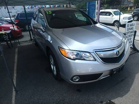 2015 Acura RDX for sale at Cedano Auto Mall Inc in Bronx NY