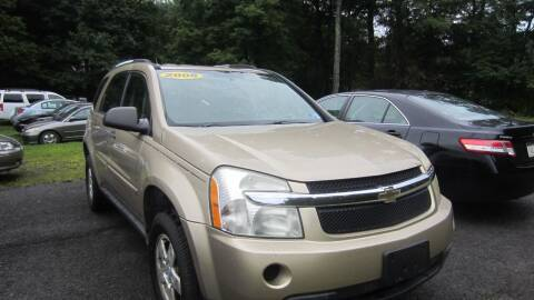 2008 Chevrolet Equinox for sale at Auto Outlet of Morgantown in Morgantown WV