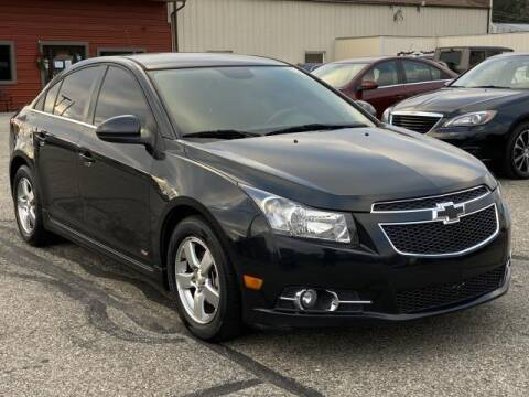 2014 Chevrolet Cruze for sale at Miller Auto Sales in Saint Louis MI