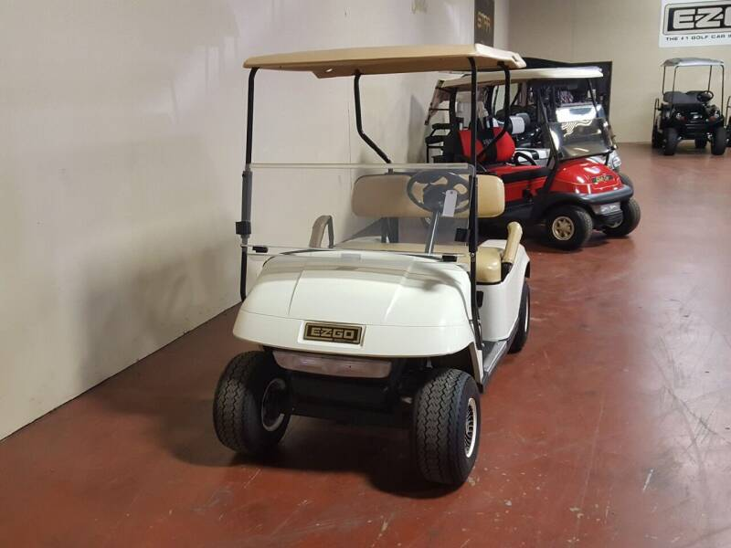 2003 EZGO PDS for sale at ADVENTURE GOLF CARS in Southlake TX