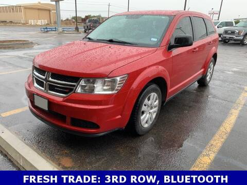 2014 Dodge Journey for sale at STANLEY FORD ANDREWS in Andrews TX