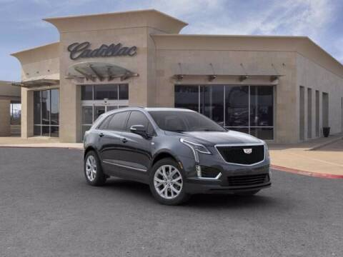2020 Cadillac XT5 for sale at Jerry's Buick GMC in Weatherford TX