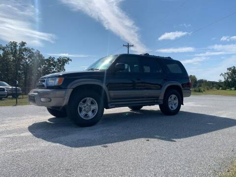 2000 Toyota 4Runner for sale at Madden Motors LLC in Iva SC