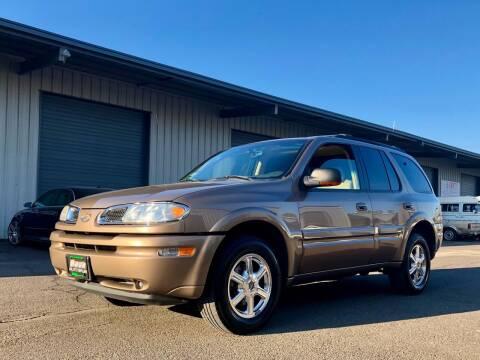 2003 Oldsmobile Bravada for sale at DASH AUTO SALES LLC in Salem OR
