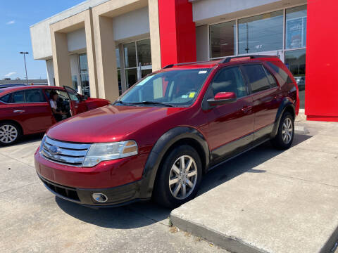 2008 Ford Taurus X for sale at Thumbs Up Motors in Warner Robins GA
