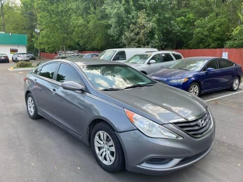 2011 Hyundai Sonata for sale at Alfa Auto Sales in Raleigh NC