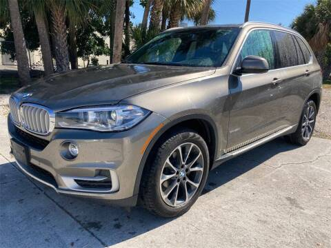 2017 BMW X5 for sale at Florida Fine Cars - West Palm Beach in West Palm Beach FL
