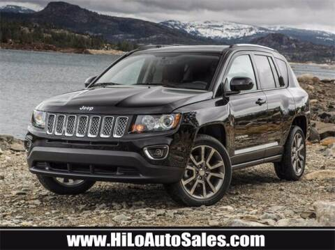 2016 Jeep Compass for sale at Hi-Lo Auto Sales in Frederick MD