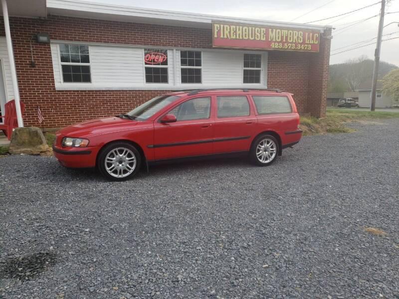 2002 Volvo V70 for sale at Firehouse Motors LLC in Bristol TN