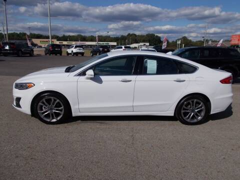2019 Ford Fusion for sale at West TN Automotive in Dresden TN