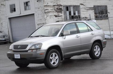 2000 Lexus RX 300 for sale at Skyline Motors Auto Sales in Tacoma WA