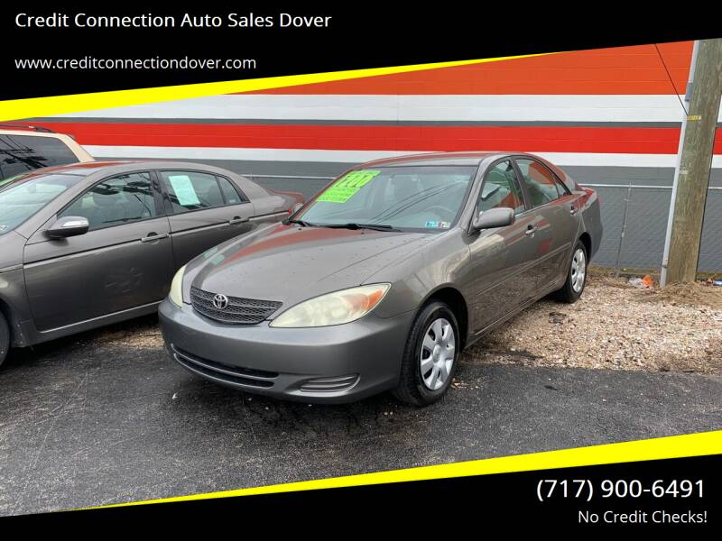 2002 Toyota Camry for sale at Credit Connection Auto Sales Dover in Dover PA