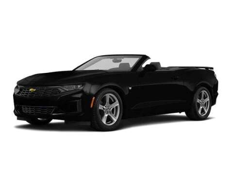 2019 Chevrolet Camaro for sale at Griffeth Mitsubishi - Pre-owned in Caribou ME