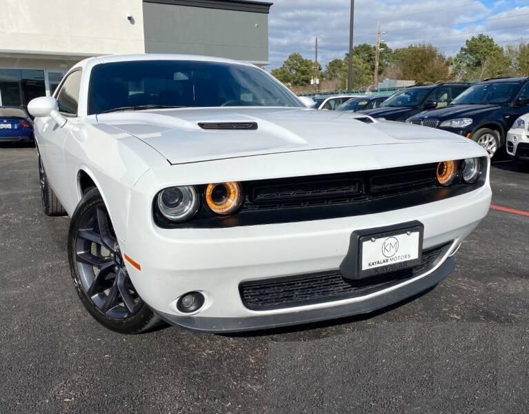 2019 Dodge Challenger for sale at KAYALAR MOTORS in Houston TX