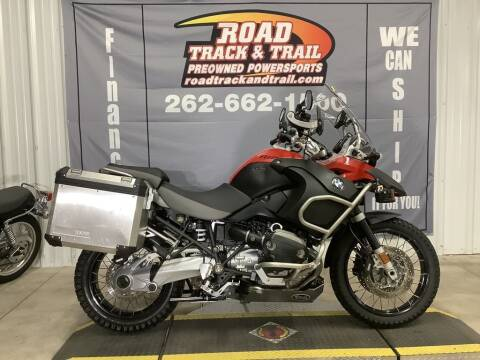 2013 BMW R 1200 GS Adventure for sale at Road Track and Trail in Big Bend WI