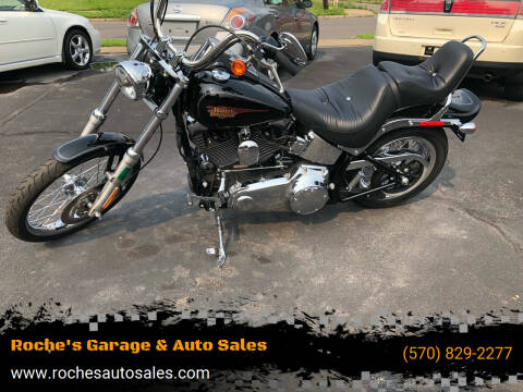 2010 HARLEY DAVISON SOFTTAIL  for sale at Roche's Garage & Auto Sales in Wilkes-Barre PA