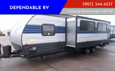 2022 Forest River Cherokee for sale at Dependable RV in Anchorage AK