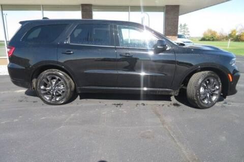2021 Dodge Durango for sale at DAKOTA CHRYSLER CENTER in Wahpeton ND