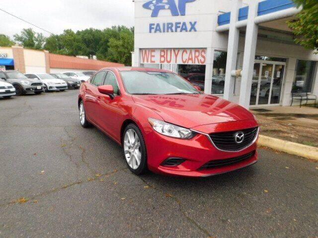 2016 Mazda MAZDA6 for sale at AP Fairfax in Fairfax VA
