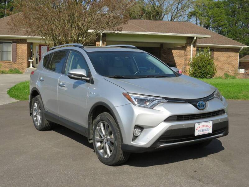 2016 Toyota RAV4 Hybrid for sale at Sevierville Autobrokers LLC in Sevierville TN