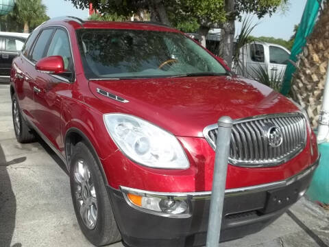 2012 Buick Enclave for sale at PJ's Auto World Inc in Clearwater FL