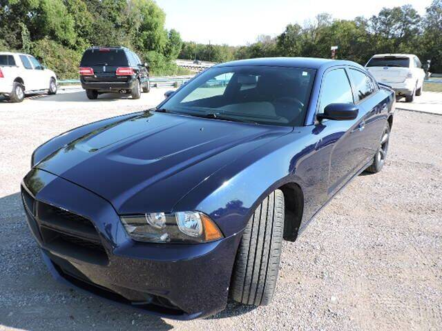2014 Dodge Charger for sale at ABAWA & SONS in Wylie TX