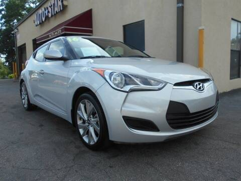 2016 Hyundai Veloster for sale at AutoStar Norcross in Norcross GA