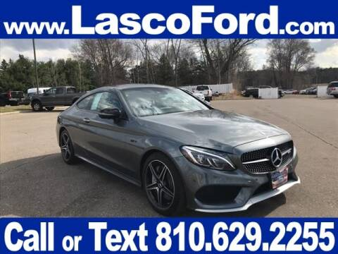 2017 Mercedes-Benz C-Class for sale at LASCO FORD in Fenton MI