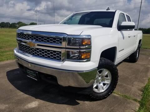 2015 Chevrolet Silverado 1500 for sale at Laguna Niguel in Rosenberg TX