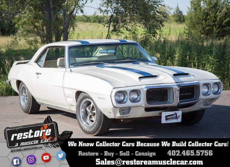 1969 Pontiac Trans Am for sale in Lincoln, NE