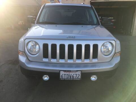 2011 Jeep Patriot for sale at Aria Auto Sales in El Cajon CA