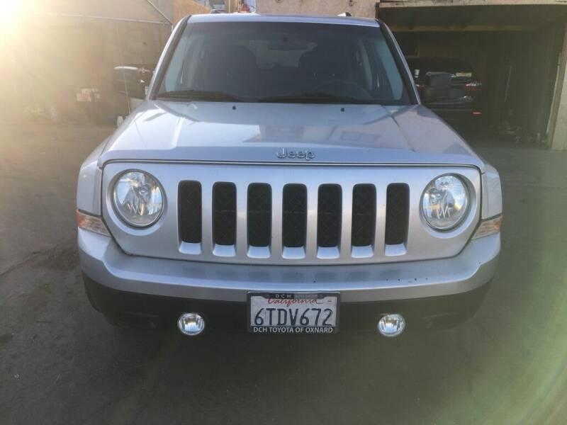 2011 Jeep Patriot for sale at Aria Auto Sales in El Cajon CA