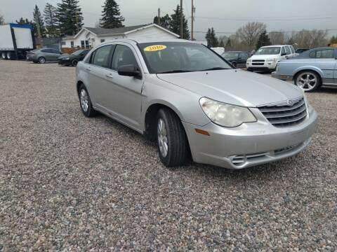 2010 Chrysler Sebring for sale at DK Super Cars in Cheyenne WY
