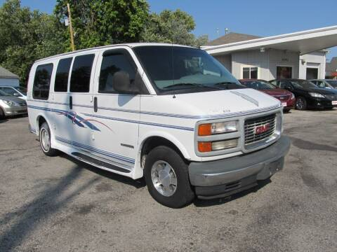1997 GMC Savana for sale at St. Mary Auto Sales in Hilliard OH