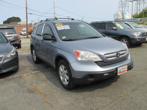 2009 Honda CR-V for sale at Omega Auto & Truck CTR INC in Salem MA