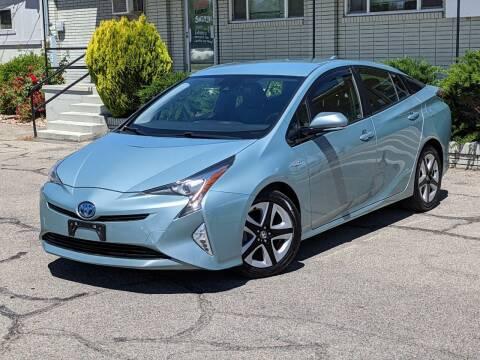 2016 Toyota Prius for sale at Clean Fuels Utah - SLC in Salt Lake City UT